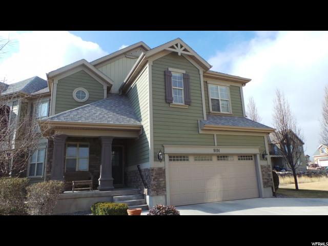 Townhouse for Sale at 9191 N PRAIRIE DUNES WAY 9191 N PRAIRIE DUNES WAY Eagle Mountain, Utah 84005 United States