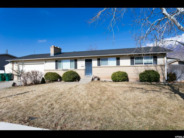 Single Family for Sale at 681 E 600 N 681 E 600 N Orem, Utah 84097 United States