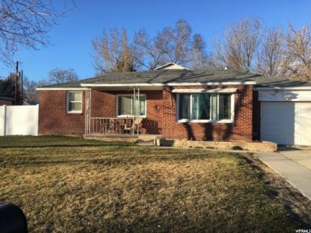 Один семья для того Продажа на 271 W GLEN Place 271 W GLEN Place Layton, Юта 84041 Соединенные Штаты