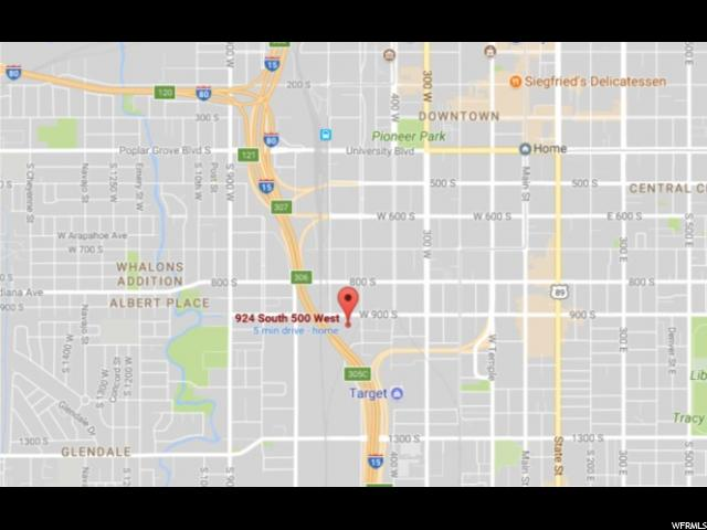924 S 500 Unit D Salt Lake City, UT 84101 - MLS #: 1505627
