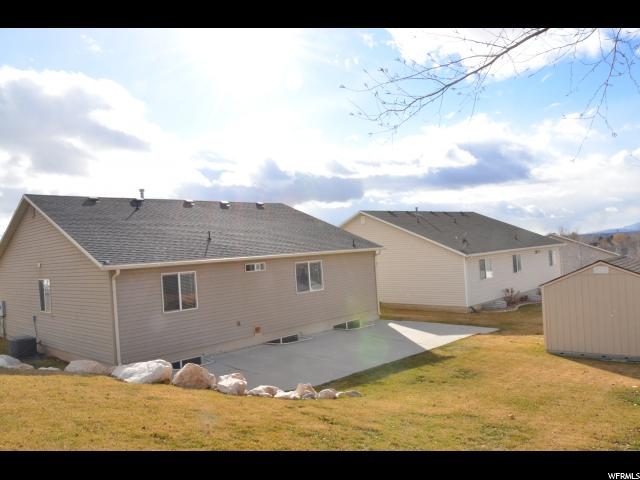 1060 N SHARP MOUNTAIN CIR Ogden, UT 84404 - MLS #: 1505630