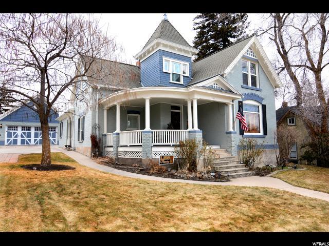 单亲家庭 为 销售 在 368 E 300 N 368 E 300 N Logan, 犹他州 84321 美国
