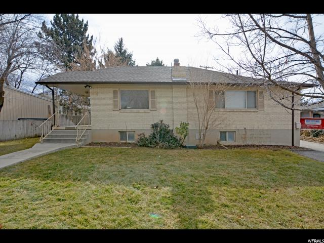 2078 E ASHTON CIR, Salt Lake City UT 84109