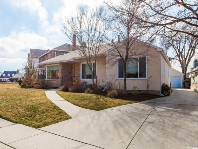 2020 E HERBERT AVE, Salt Lake City UT 84108