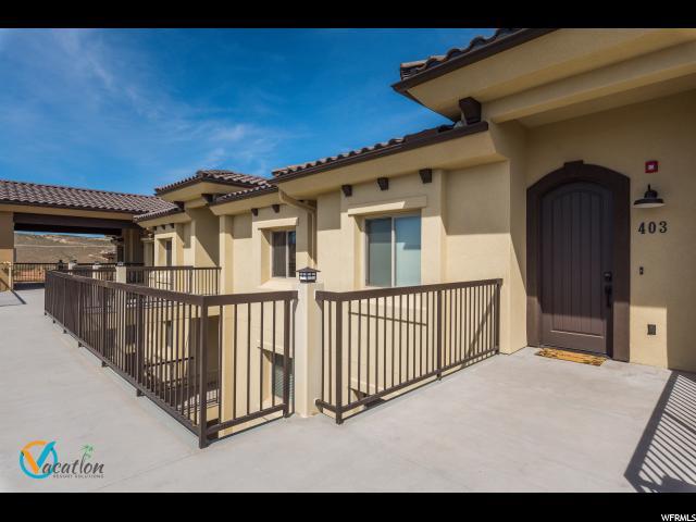 Condominio por un Venta en 1111 PLANTATION Drive 1111 PLANTATION Drive Unit: S403 St. George, Utah 84770 Estados Unidos