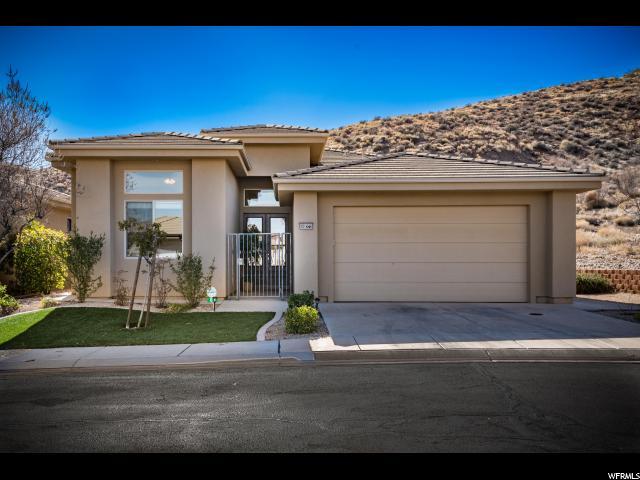تاون هاوس للـ Sale في 2335 W SUN BROOK Drive 2335 W SUN BROOK Drive Unit: 66 St. George, Utah 84770 United States