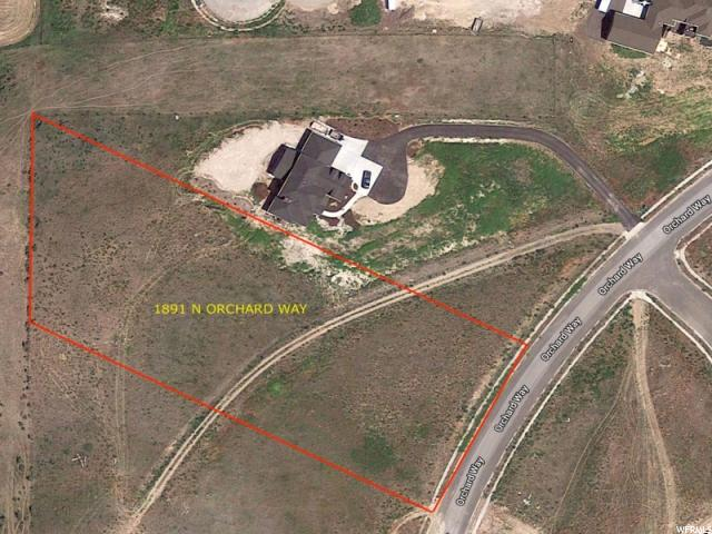 Land for Sale at 1891 N ORCHARD WAY 1891 N ORCHARD WAY Stoddard, Utah 84050 United States