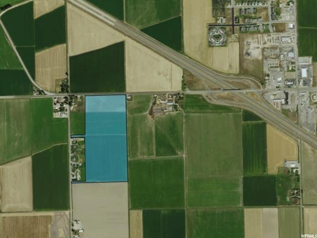 Land for Sale at 11200 N 8400 W 11200 N 8400 W Tremonton, Utah 84337 United States