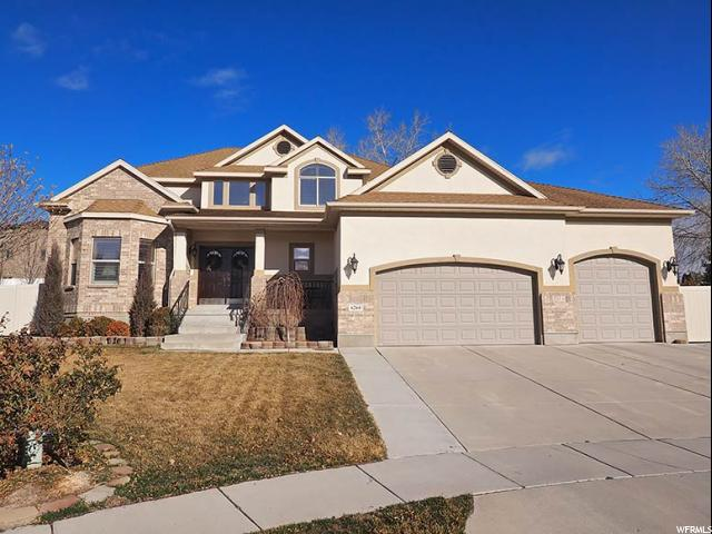 Single Family for Sale at 6268 S LAKE FORK Circle 6268 S LAKE FORK Circle Taylorsville, Utah 84129 United States
