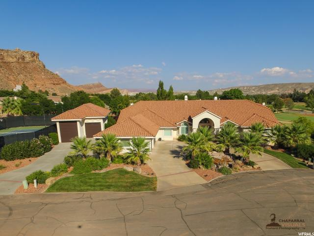 Single Family for Sale at 2825 S JOLLEY Circle 2825 S JOLLEY Circle St. George, Utah 84790 United States
