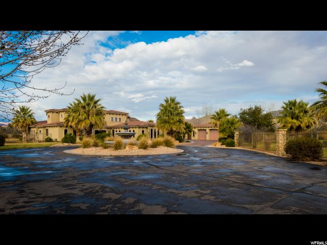 Single Family for Sale at 2931 S 20 E 2931 S 20 E Washington, Utah 84780 United States