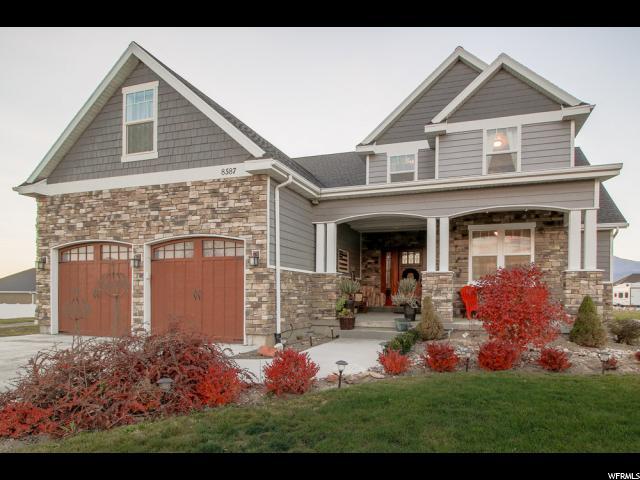 单亲家庭 为 销售 在 8587 N HILLS Lane 8587 N HILLS Lane Eagle Mountain, 犹他州 84005 美国
