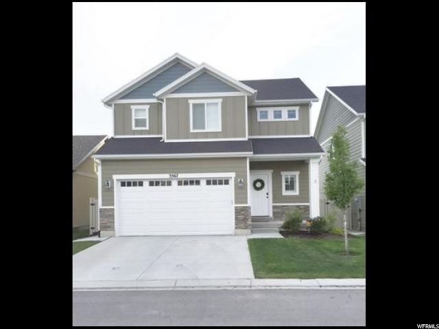 3567 N BEAR HOLLOW WAY, Lehi UT 84043