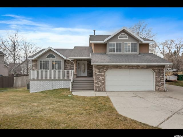 11722 S OAK MANOR DR, Sandy UT 84092