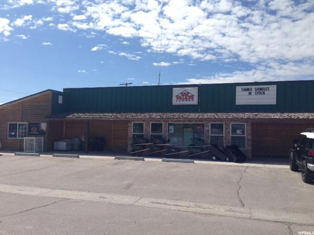Commercial for Sale at D-4175-1-3, 705 W MAIN 705 W MAIN Delta, Utah 84624 United States