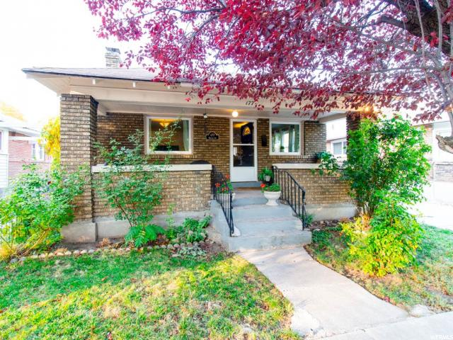 Home for sale at 177 E Harvard Ave, Salt Lake City, UT  84111. Listed at 299999 with 4 bedrooms, 2 bathrooms and 1,850 total square feet