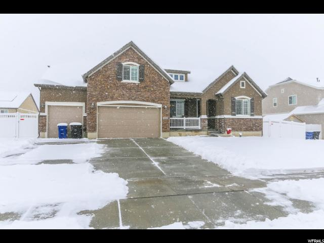 Single Family للـ Sale في 6318 W 8755 S 6318 W 8755 S West Jordan, Utah 84081 United States