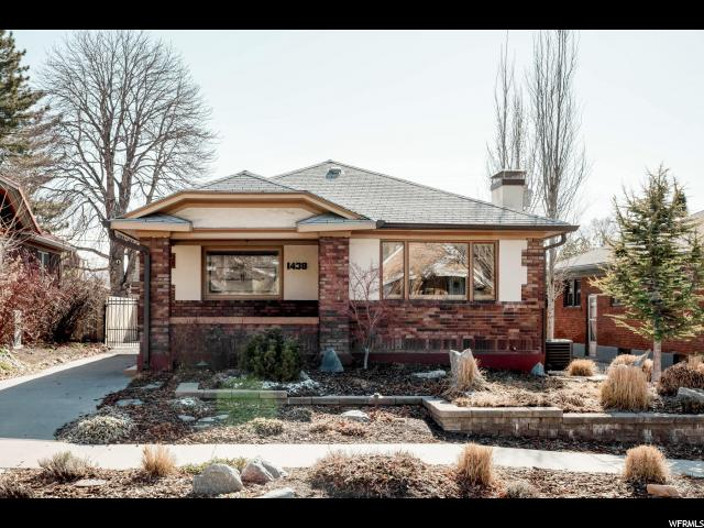 1438 E SHERMAN AVE, Salt Lake City UT 84105