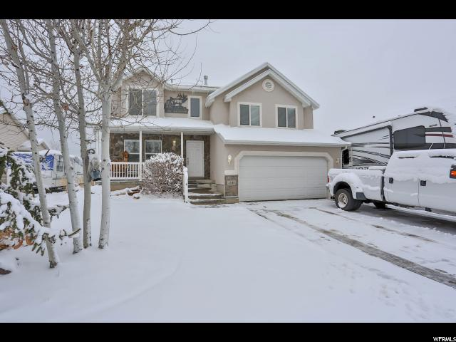 单亲家庭 为 销售 在 1341 N 2350 W 1341 N 2350 W Clinton, 犹他州 84015 美国