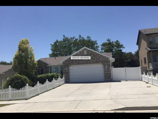 5167 W 6275 West Jordan, UT 84084 - MLS #: 1506160