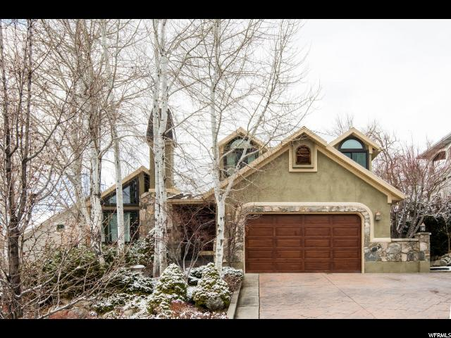 3003 E DANISH RIDGE WAY, Salt Lake City UT 84121