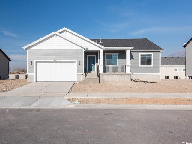 1796 S 680 W Unit LOT212, Provo UT 84601