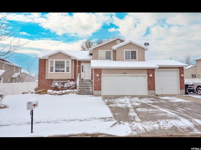 单亲家庭 为 销售 在 2124 W 1450 N 2124 W 1450 N Clinton, 犹他州 84015 美国