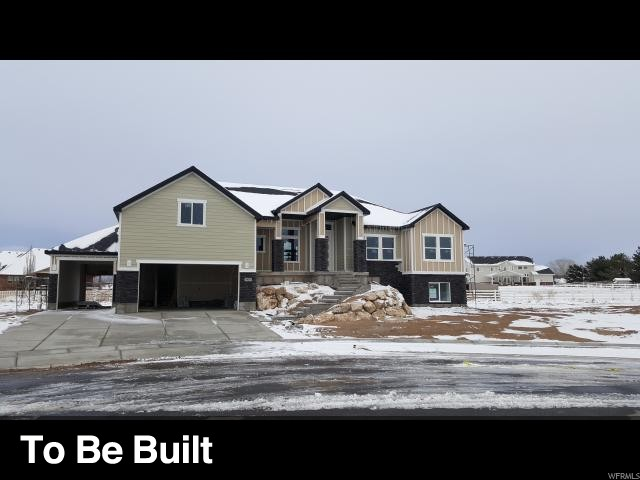 Single Family for Sale at 2466 N 3000 W 2466 N 3000 W Unit: 10 Plain City, Utah 84404 United States