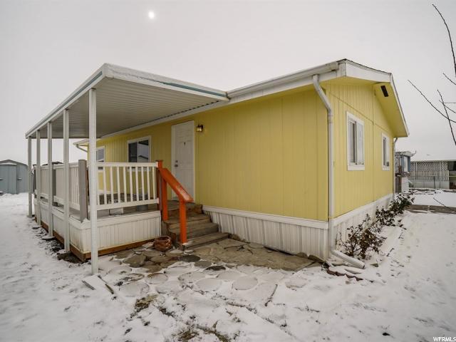 Single Family Home for Sale at 2491 N HWY 89 2491 N HWY 89 Unit: 522 Pleasant View, Utah 84404 United States