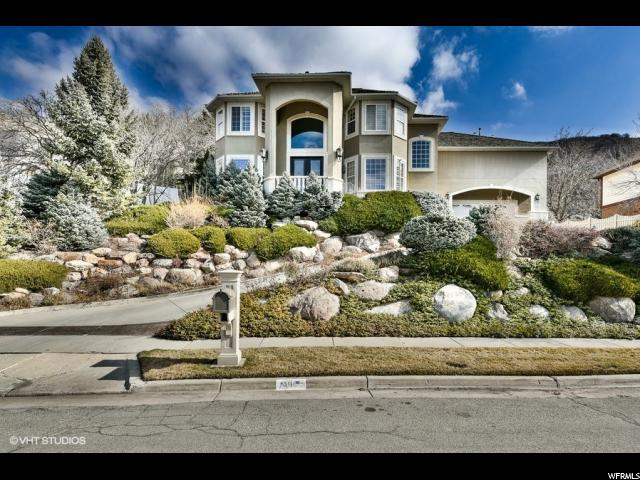 6517 S CANYON COVE DR, Holladay UT 84121