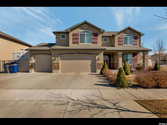912 N FOX HOLLOW DR, North Salt Lake UT 84054