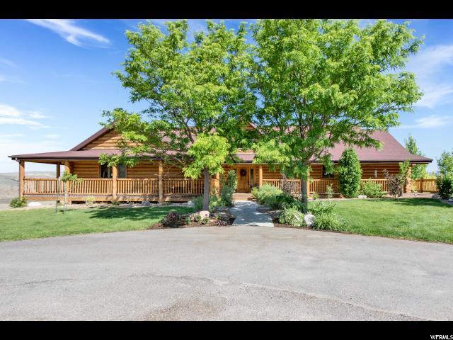 单亲家庭 为 销售 在 4120 S 3300 W 4120 S 3300 W Sterling, 犹他州 84665 美国