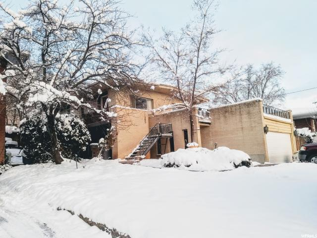 Duplex for Sale at 1865 S FOOTHILL 1865 S FOOTHILL Salt Lake City, Utah 84108 United States