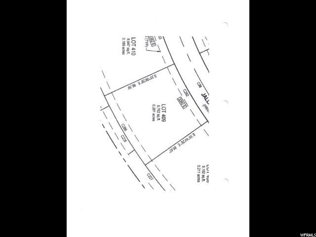 3376 E JALLAIS CT Cottonwood Heights, UT 84093 - MLS #: 1506499