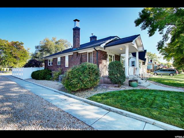 1373 E GREEN ST Salt Lake City, UT 84105 - MLS #: 1506516