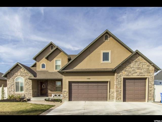 1592 W MEADOW GREEN DR, Riverton UT 84065