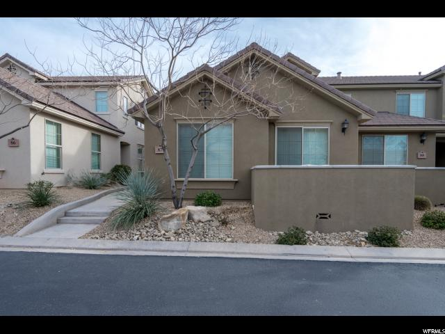 Townhouse for Sale at 3439 S BARCELONA Drive 3439 S BARCELONA Drive Unit: 87 St. George, Utah 84790 United States