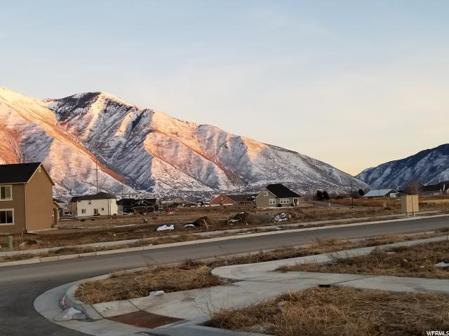 815 N SPRING LANE LOT #98 Spanish Fork, UT 84660 - MLS #: 1506534