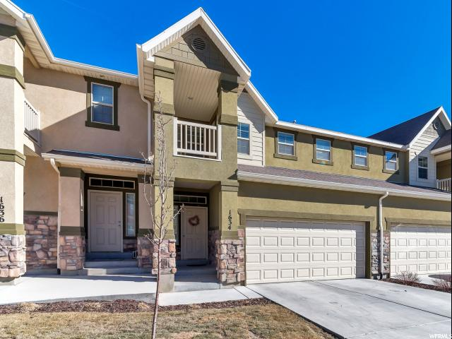 1634 N VENETIAN WAY, Saratoga Springs UT 84045