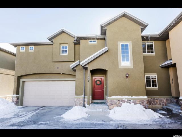 تاون هاوس للـ Sale في 592 E WYNGATE POINTE Lane 592 E WYNGATE POINTE Lane Draper, Utah 84020 United States