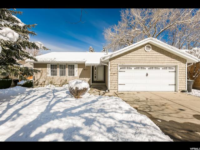 1417 E HEATHERTON WAY, Salt Lake City UT 84121
