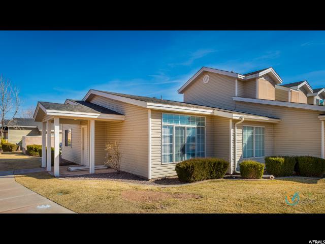 Casa unifamiliar adosada (Townhouse) por un Venta en 6233 W 135 N 6233 W 135 N Unit: 43 Hurricane, Utah 84737 Estados Unidos