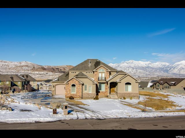 4155 E CLUBHOUSE LN, Eagle Mountain UT 84005
