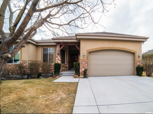 1909 W GOLDEN POND WAY, Orem UT 84058