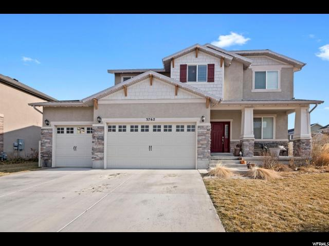3762 N BULL HOLLOW WAY, Lehi UT 84043
