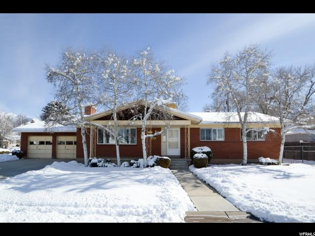 3081 S MARIE CIR, Salt Lake City UT 84109
