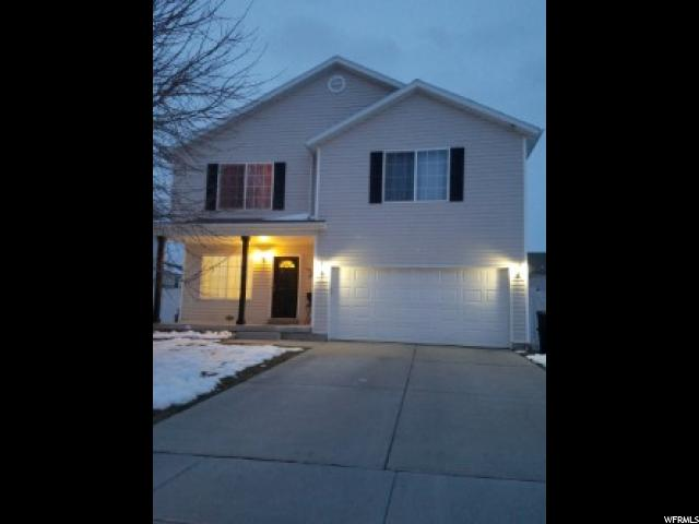 Один семья для того Продажа на 227 S SPANISH FIELDS Drive 227 S SPANISH FIELDS Drive Spanish Fork, Юта 84660 Соединенные Штаты
