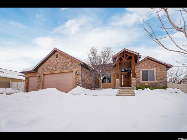 Single Family for Sale at 966 S VALLEY VIEW Drive 966 S VALLEY VIEW Drive Santaquin, Utah 84655 United States