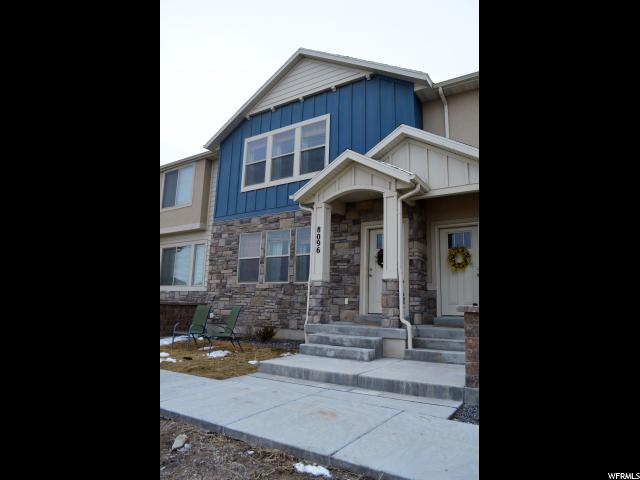 8096 N ROCK CREEK COVE LN, Eagle Mountain UT 84005