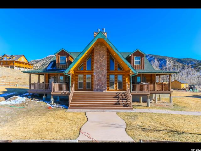 Single Family for Sale at 4910 S 1640 W 4910 S 1640 W Sterling, Utah 84665 United States